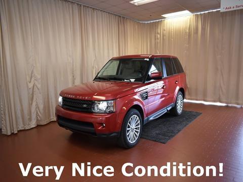 2013 Land Rover Range Rover Sport for sale in Okemos, MI