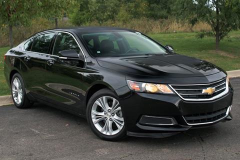2014 Chevrolet Impala for sale in Okemos, MI