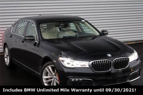 2017 BMW 7 Series for sale in Okemos, MI