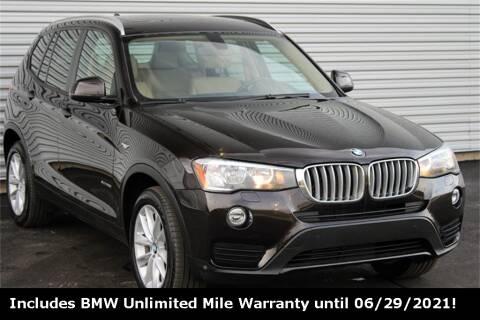 2016 BMW X3 for sale in Okemos, MI
