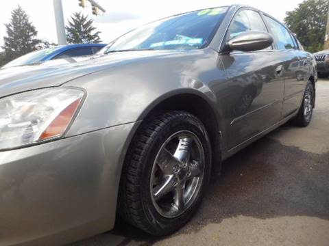 2002 Nissan Altima for sale in Milwaukee, WI