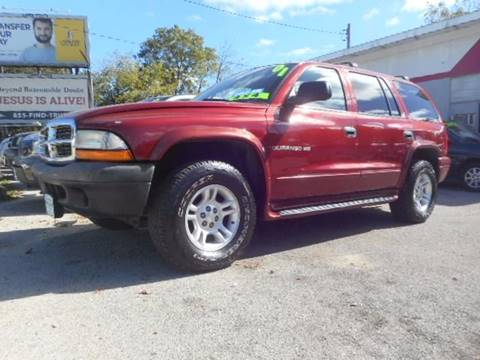 2001 Dodge Durango for sale in Milwaukee, WI