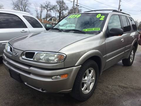 2002 Oldsmobile Bravada for sale in Milwaukee, WI