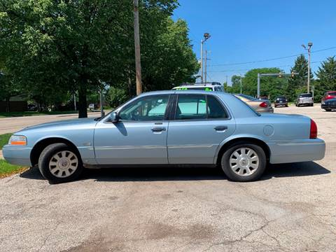 2003 Mercury Grand Marquis for sale in Milwaukee, WI