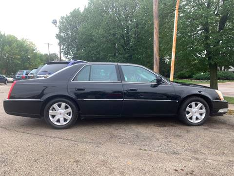 2008 Cadillac DTS for sale in Milwaukee, WI