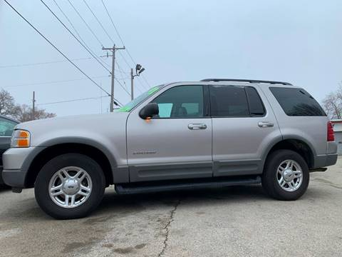 2002 Ford Explorer XLT for sale at SMART DOLLAR AUTO in Milwaukee WI