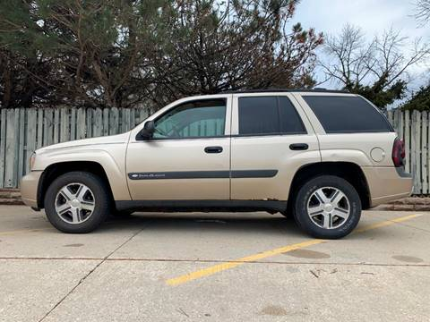 2004 Chevrolet TrailBlazer LS for sale at SMART DOLLAR AUTO in Milwaukee WI