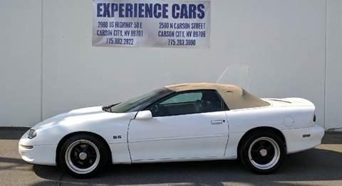 2001 Chevrolet Camaro for sale in Carson City, NV