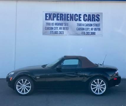 2006 Mazda MX-5 Miata for sale in Carson City, NV