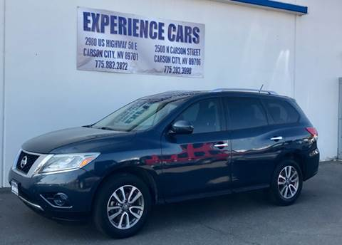 2013 Nissan Pathfinder for sale in Carson City, NV