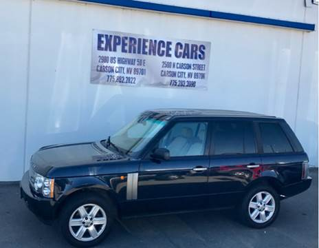 2004 Land Rover Range Rover for sale in Carson City, NV