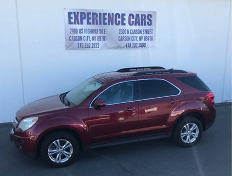 2011 Chevrolet Equinox for sale in Carson City, NV