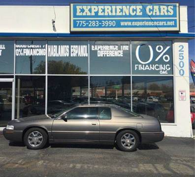 1999 Cadillac Eldorado for sale in Carson City, NV