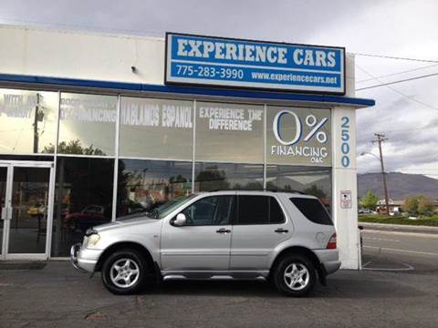 2000 Mercedes-Benz M-Class for sale in Carson City, NV