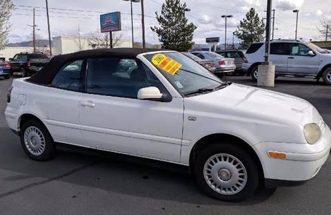 2002 Volkswagen Cabrio for sale in Carson City, NV
