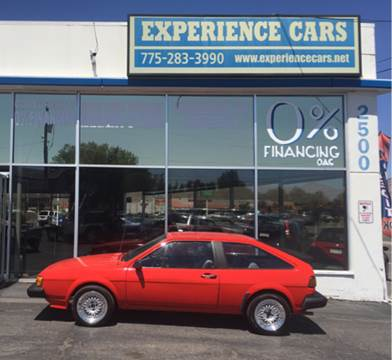 1986 Volkswagen Scirocco for sale in Carson City, NV
