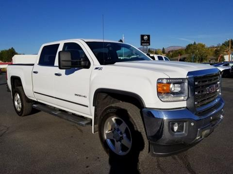 2015 GMC Sierra 2500HD for sale in Omak, WA