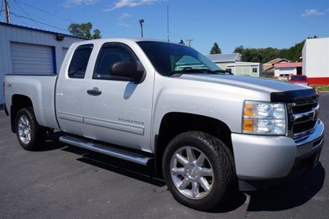 2011 Chevrolet Silverado 1500 for sale in Omak, WA
