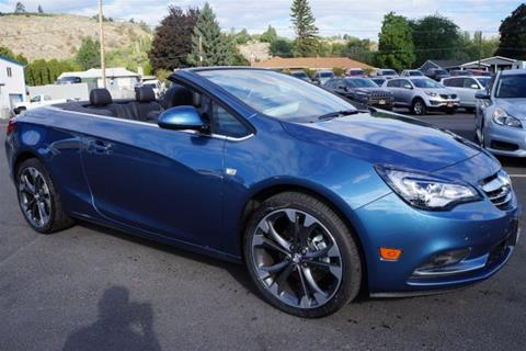 2016 Buick Cascada for sale in Omak, WA