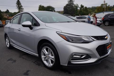 2017 Chevrolet Cruze for sale in Omak, WA