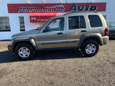 2007 Jeep Liberty for sale in Lynn, MA