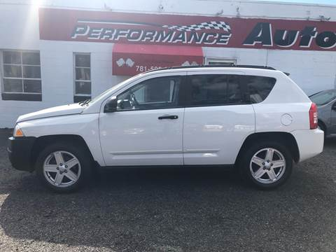 2009 Jeep Compass for sale in Lynn, MA