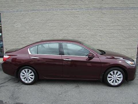2015 Honda Accord for sale in Waterville, ME