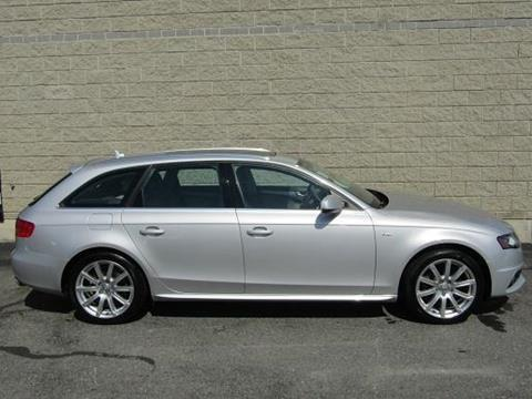 2012 Audi A4 for sale in Waterville, ME