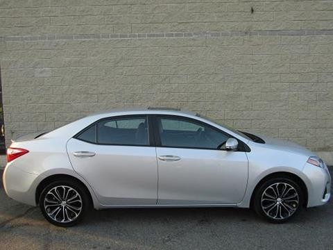 2015 Toyota Corolla for sale in Waterville, ME