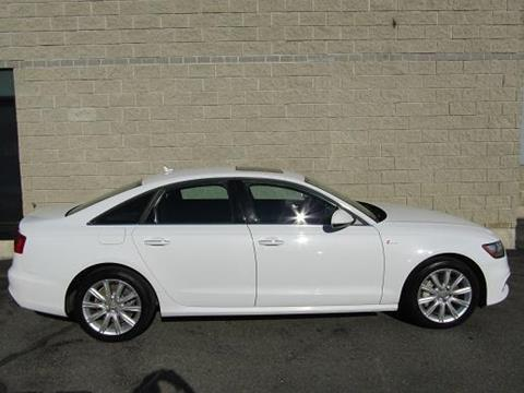 2015 Audi A6 for sale in Waterville, ME