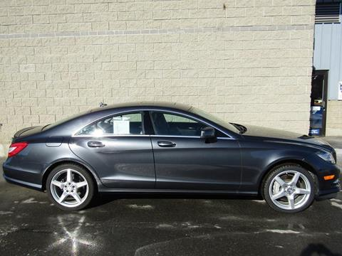 2013 Mercedes-Benz CLS for sale in Waterville, ME