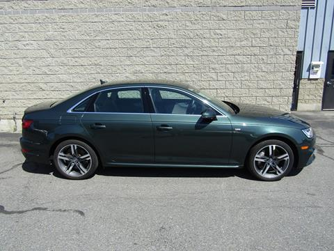 2017 Audi A4 for sale in Waterville, ME