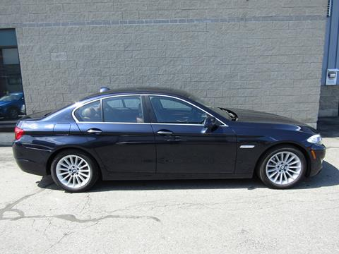 2013 BMW 5 Series for sale in Waterville, ME