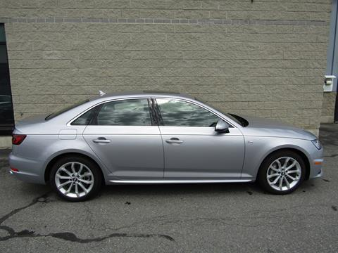 2019 Audi A4 for sale in Waterville, ME