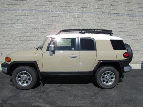 2012 Toyota FJ Cruiser for sale in Waterville, ME