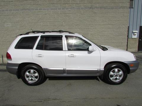 2005 Hyundai Santa Fe for sale in Waterville, ME