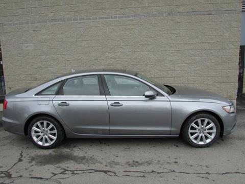 2014 Audi A6 for sale in Waterville ME