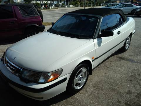 1999 Saab 9-3 for sale at AFFORDABLE AUTO SALES in Saint Petersburg FL