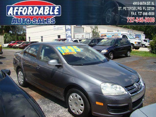2005 Volkswagen Jetta Value Edition 2.5L - We Finance Everyone! FL