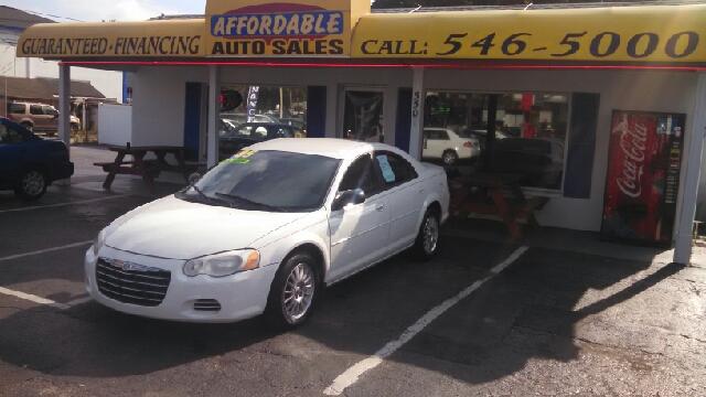 2005 Chrysler Sebring 4dr Sedan - We Finance Everyone! FL