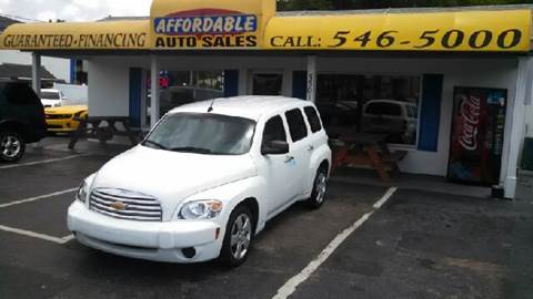 2007 Chevrolet HHR for sale at AFFORDABLE AUTO SALES in We Finance Everyone! FL