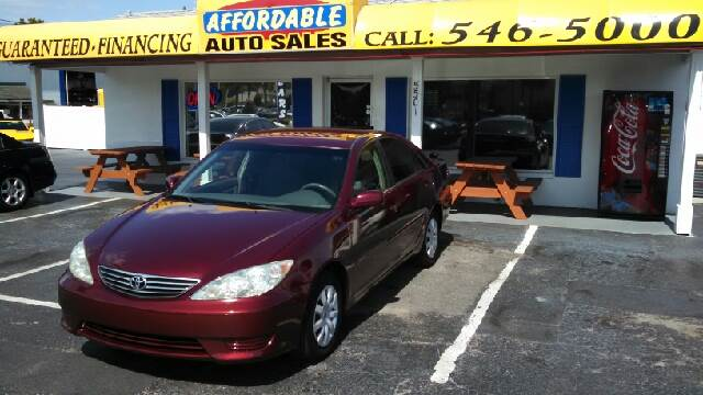 2006 Toyota Camry In We Finance Everyone Fl Affordable