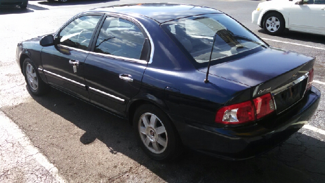 2003 Kia Optima SE V6 4dr Sedan - We Finance Everyone! FL