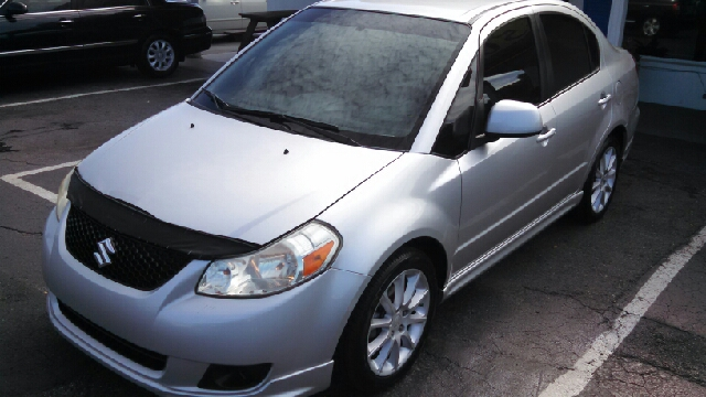 2008 Suzuki SX4 Sport 4dr Sedan 4A w/Convenience Package - We Finance Everyone! FL