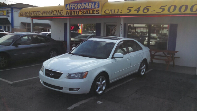 2007 Hyundai Sonata for sale at AFFORDABLE AUTO SALES in We Finance Everyone! FL
