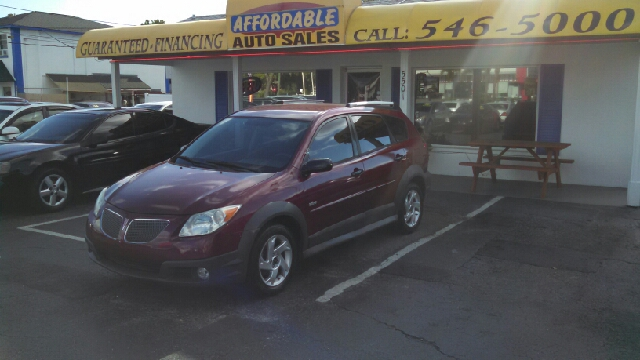2006 Pontiac Vibe for sale at AFFORDABLE AUTO SALES in We Finance Everyone! FL
