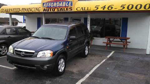 2004 Mazda Tribute for sale in We Finance Everyone!, FL