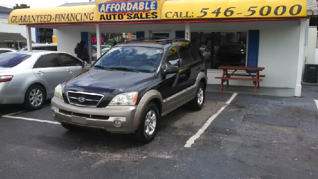 2004 Kia Sorento For Sale At AFFORDABLE AUTO SALES In We Finance Everyone!  FL