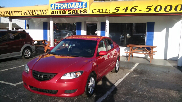 2006 Mazda MAZDA3 i 4dr Sedan - We Finance Everyone! FL