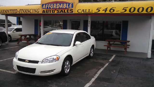 2008 Chevrolet Impala for sale at AFFORDABLE AUTO SALES in We Finance Everyone! FL